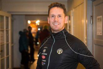 GLADNYHEIT: Tommy Harjo, leiar i langrennsgruppa i Sogndal idrettslag, er glad for at tippemidlane er på plass.