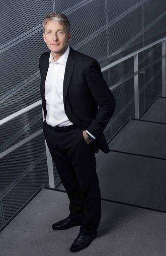 MÅ KUTTA: Administrerande direktør i Østfold Energi, Oddmund Kroken. Pressefoto
