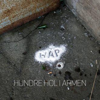 MØRKT: Coveret til den nye singelen frå Tjhorbjørnsen.