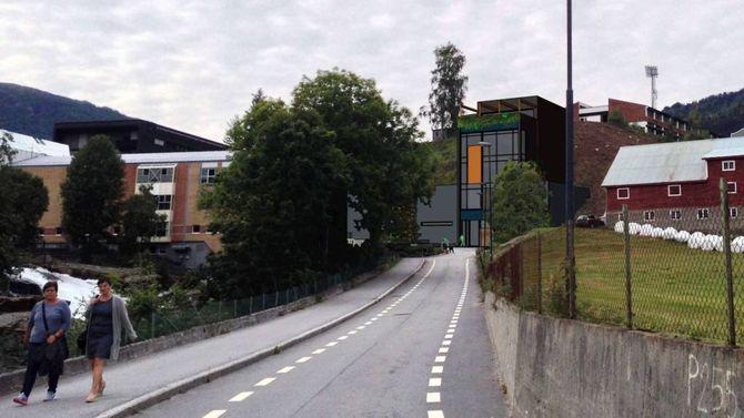 OMSTRIDD: Planane om å byggje nytt studenthus på Campus møter lokal motstand. Samstundes verkar den nye studentsamskipnaden mindre entusiastisk til ei slik løysing enn før samanslåinga.