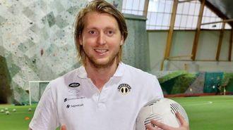 SJEF: Marius Torstrup Kloster i NFF Sogn og Fjordane er prosjektleiar forDrømmetrenar 2017.