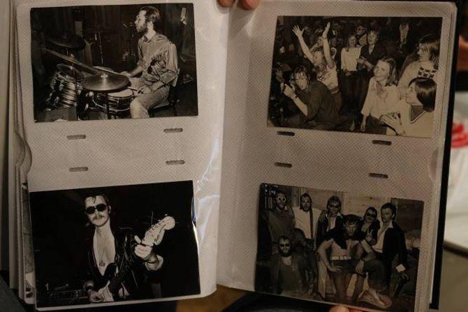 SHOW: Det blir mange bilete når eit band har rocka i femti år.