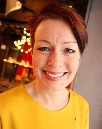 DISTRIKTSVENLEG: - Folk vil høyre sauebjøller og sjå kyr på markane over heile landet, trur Line Henriette Holten Hjemdal frå KrF.