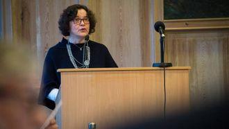 MANGLAR TILLIT: Høgre og Karin Vikane reiste mistillitsforslag mot rådmannen i sist kommunestyremøte, utan å få med seg andre enn sine eigne representantar.