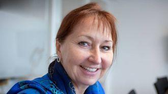 LØNSAMT ÅR: Styreleiar Gunn Marit Helgesen i KS konstanterer at skattefesten i 2016 ikkje vil vare.