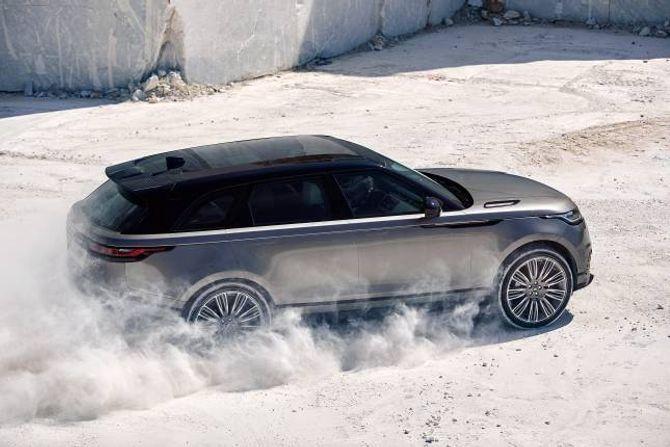 VELAR: Velar gjer at Range Rover no kan tilby fire forskjellige SUV-ar.