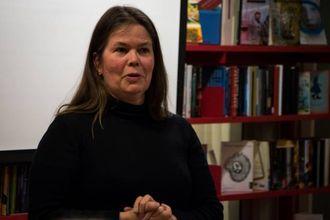KVINNEDAGEN: Vibeke Johnsen har arrangert kvinnedagen i 23 år.