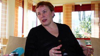 HEIT KANDIDAT: Clara Øberg, konstituert i tannhelsedirektør, er ein av søkjarane til den faste stillinga.