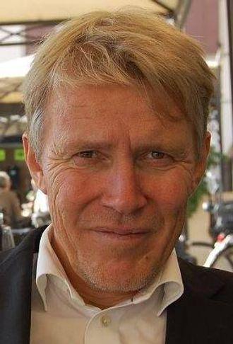 Prosjektleiar for Nasjonal detaljert høgdemodell, Jon Arne Trollvik.