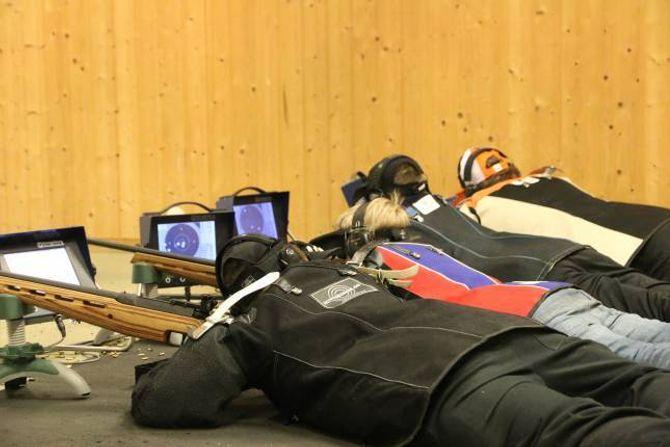 GOD REKRUTTERING: Torstein Sørhagen (11) i blått og raudt starta i Knipenborg for eitt år sidan. Det har han ikkje angra eit sekund på, fortel han.