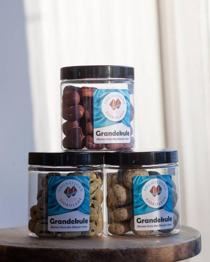 Grandekule har både eit lokalt namn og lokale ingrediensar.