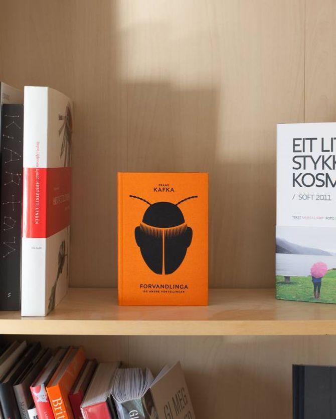 SKALD gir ut verdas fyrste klassikarserie på nynorsk. Fyrst ut i haust er Kafka omsett av Jon Fosse.