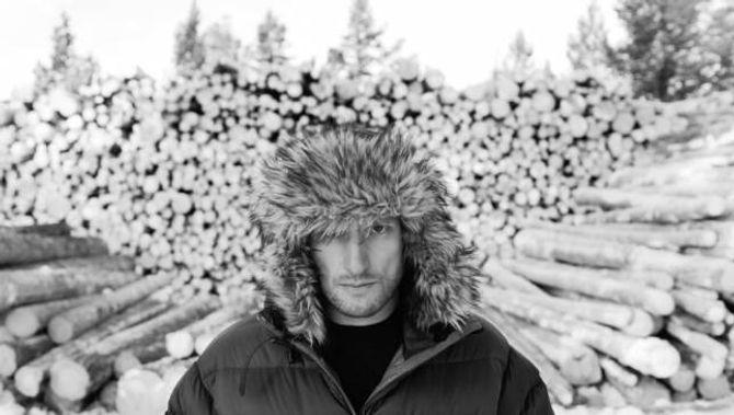 SUPERDUO: Arve Uglum har vel knapt gjort eit intervju der han ikkje skryt uhemma av kollega og fotograf Torje Bjellaas. Dette portrettet er det han som har teke.