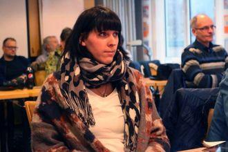 NY TONE: Trude Klingenberg (Sp) er glad for at Årdal skal halde fram i LMS.
