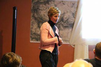 PROSJEKTLEIAR: Tone Boska er LNU sin prosjektleiar for levande lokale-prosjektet.