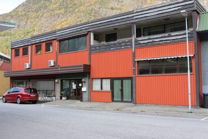 VART LAGT NED: Som ein konsekvens av at UDI la ned 700 mottaksplassar i region vest i september, forsvann asylmottaket i Årdal. Arkiv