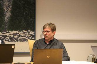 TIDSPRESS: Rådmann Alf Olsen jr. forklara at politikarane hadde lagt vel mykje tidspress på administrasjonen i kaisaka.