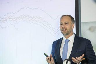 Christian Vammervold Dreyer, administrerande direktør i Eiendom Norge.
