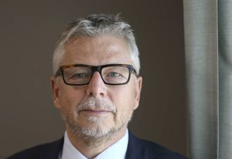 Erik Bruce, sjefanalytikar i Nordea.