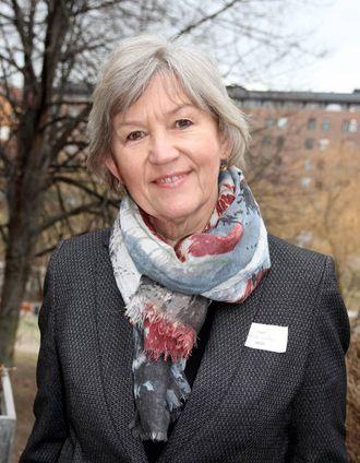 Seniorforskar Guri Mette Vestby ved Norsk institutt for by- og regionforsking har analysert prosjektet Levende lokaler.