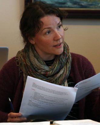 MEIR TIL KLIMA: Sandra Opheim (MDG) kunne godt tenkja seg at det vart sett av meir pengar til klimafondet.