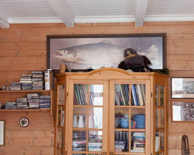 Rekordfisken til Lasse er på 21,5kg. – I rettferds namn så må eg seia at den fisken var veldig enkel å ta opp i forhold til mange andre. Sånn sett var det ikkje noko spesielt, eg trudde ikkje han var så stor før eg fekk han på land faktisk.