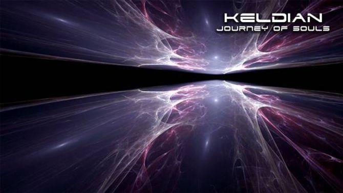 """POPULÆR: Låta""""The last frontier"""" frå """"Journey of souls"""" er spelt over 242 000 gongerpå Spotify. Cover: Kim D. French"""
