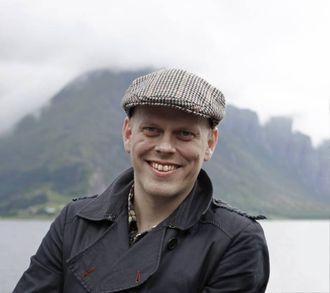 JOYCE-TILHENGAR: Øystein Vidnes kjem for å samtale om James Joyce.