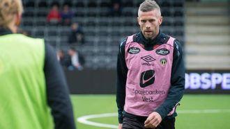 NULL TAP: Med Kjetil Wæhler på bana har Sogndal til gode å tape. Mot Molde kom han for seint på 1-2-målet, men fekk rydda unna i fleire avgjerande situasjonar.