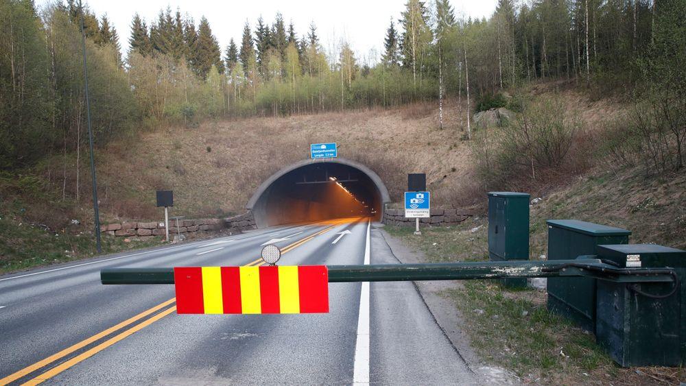 Innfører midlertidig forbud mot tungtransport i Oslofjordtunnelen, på de mest travle tidspunktene på dagen.