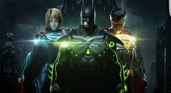 Test: Injustice 2