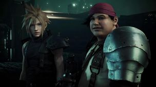 Square Enix tar over utviklingen av Final Fantasy VII Remake