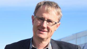 Dekningsdirektør Bjørn Amundsen i Telenor synes utfallet av frekvensauksjonen først og fremst er en god nyhet for kundene.