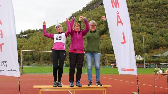Snart klart for Aurland Triatlon