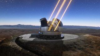 Dette teleskopet skal finne ut om det er liv andre steder i universet
