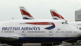 "FILE - In this Tuesday, Jan. 10, 2017 file photo, British Airways planes are parked at Heathrow Airport during a 48hr cabin crew strike in London. Air travelers faced delays Saturday, May 27, 2017 because of a worldwide computer systems failure at British Airways, the airline said. BA apologized in a statement for what it called an ""IT systems outage"" and said it was working to resolve the problem. It said in a tweet that Saturday's problem is global.ÔªøÔªøÔªøÔªøÔªøÔªøÔªøÔªø(AP Photo/Frank Augstein, file)"
