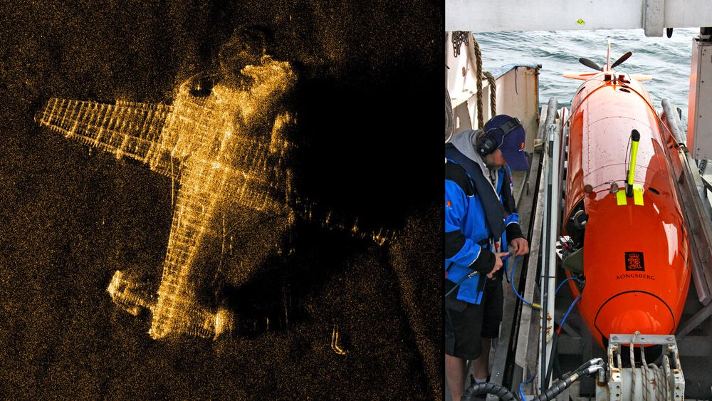 Oppgaven til den selvgående undervannsfarkosten, Hugin, er å kartlegge havbunnen og miljøet i havet. Det har aldri vært gjort tidligere. Til nå har den blant annet oppdaget et tysk flyvrak fra krigen og den har avslørt miljøkriminalitet.