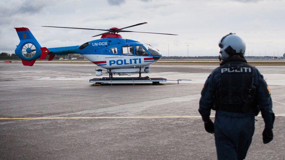Om to år skal endelig de aldrende EC135-politihelikoptrene få avløsning. I starten skal de fortsatt ha base her på Gardermoen.