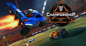 DreamHack arrangerer to Rocket League-turneringer i sommer.