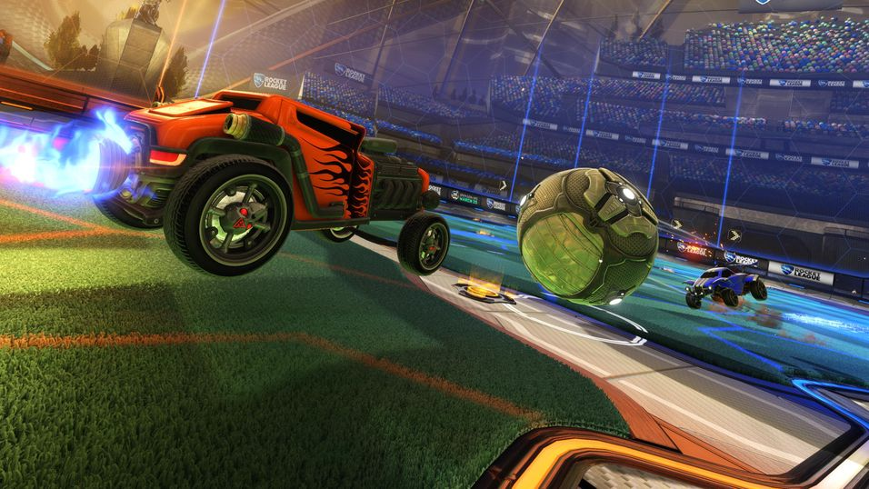 E-SPORT: DreamHack arrangerer to åpne Rocket League-turneringer i sommer