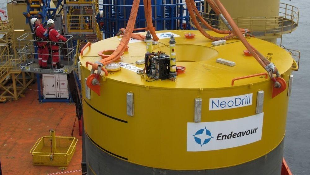 Neodrills sugeankerteknologi gjør det mulig å bore grunne, horisontale brønner, og kan gi besparelser for oljeselskapene.