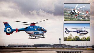 Ett av disse to blir Norges nye politihelikopter