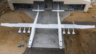 Dette er tidenes bredeste fly