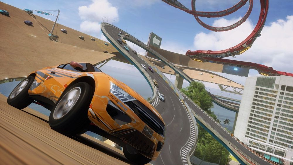 ANMELDELSE: TrackMania 2 Lagoon