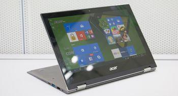 Acer Spin 1 Hos Acer Spin 1 er kvalitet og budsjett ingen motsetning