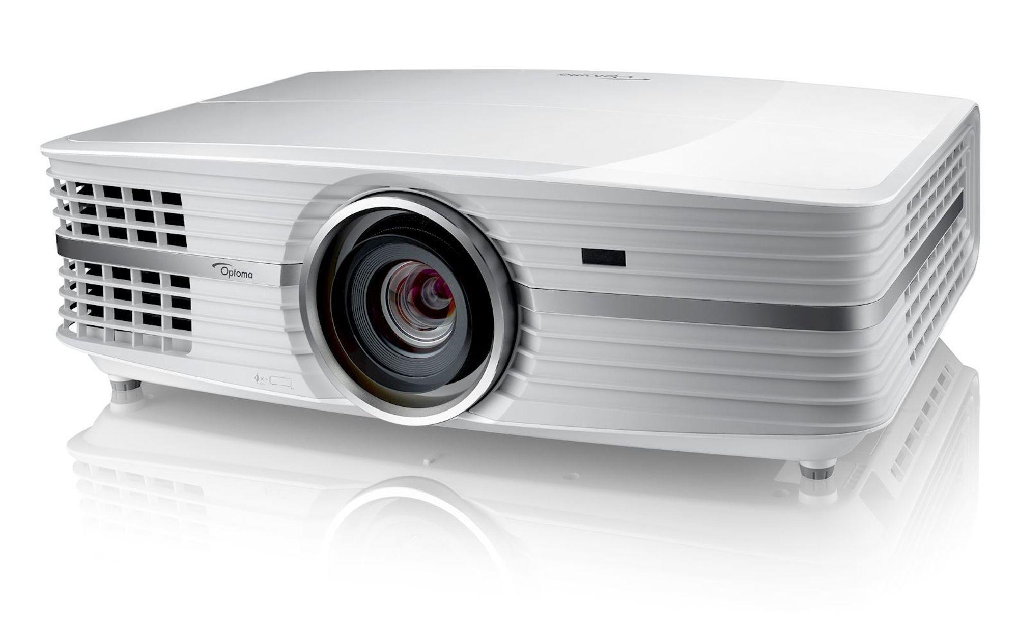 Splinternye Disse 4K-projektorene er omtrent halv pris av konkurrentene - Tek.no WP-12