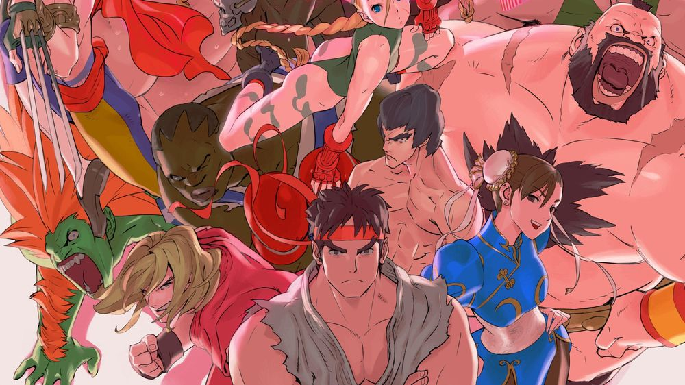 ANMELDELSE: Ultra Street Fighter II: The Final Challengers