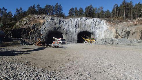 Det nye veiselskapet vil bygge tunneler med rette vegger for å øke trafikksikkerheten