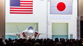 Japan skal ha færre F-35 enn Norge, men får likevel bygge dem selv