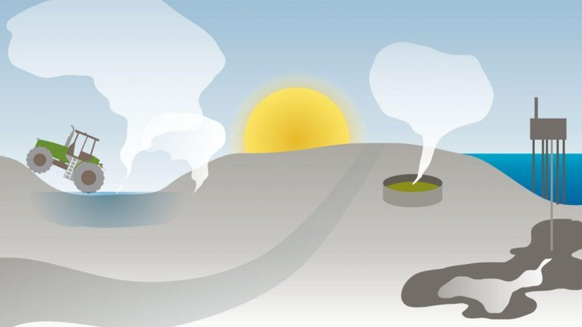 Flere varmepumper i både private hjem og hos fjernvarmeselskapene er blant Klimarådets anbefalinger for å redusere CO2-utslippene i Danmark.